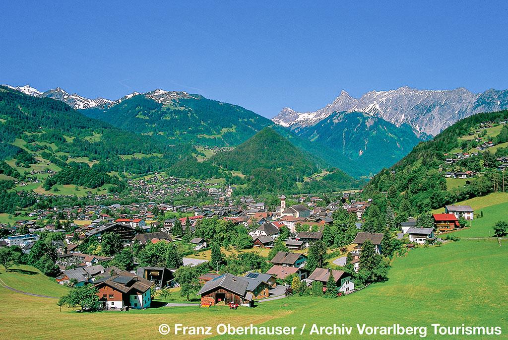 Ferienhaus Bauernhaus 4-12 Pers. (2178822), Schruns, Montafon, Vorarlberg, Österreich, Bild 19