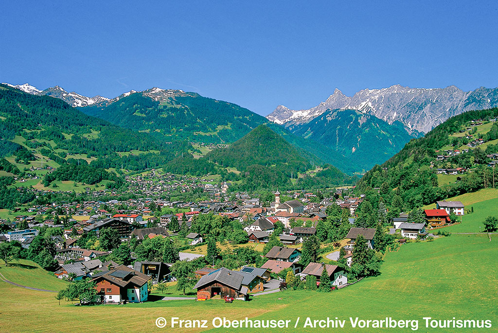 Holiday apartment 4-7 Pers. (2591384), Tschagguns, Montafon, Vorarlberg, Austria, picture 14