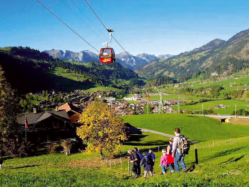 Ferienwohnung Chaletwohnung 3-7 Pers. (332073), Zweisimmen, Simmental, Berner Oberland, Schweiz, Bild 19