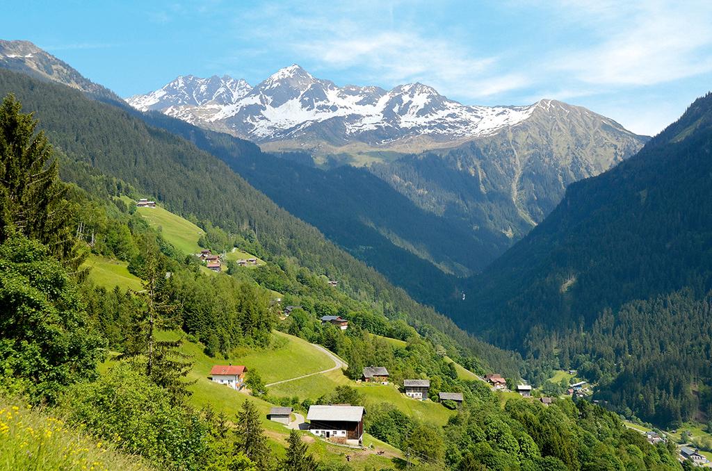 Ferienhaus Bauernhaus 4-12 Pers. (2178822), Schruns, Montafon, Vorarlberg, Österreich, Bild 13