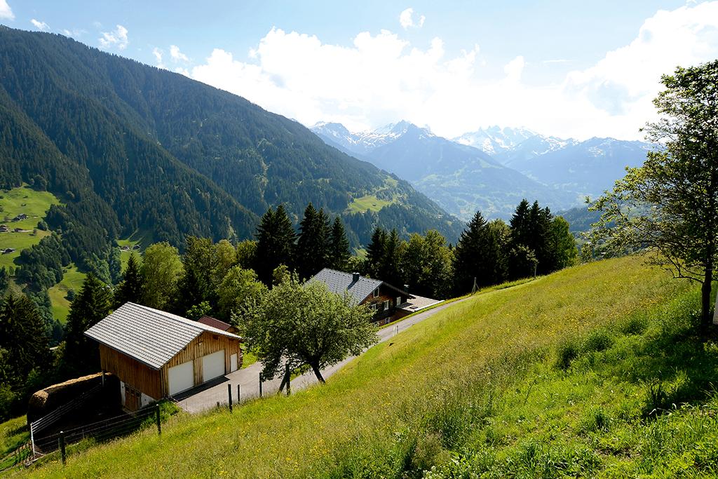 Ferienhaus Bauernhaus 4-12 Pers. (2178822), Schruns, Montafon, Vorarlberg, Österreich, Bild 15