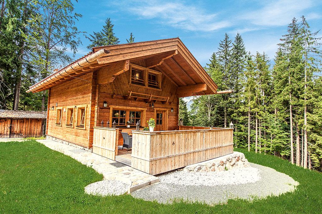 Berghütte 4-11 Pers. Ferienhaus in Österreich