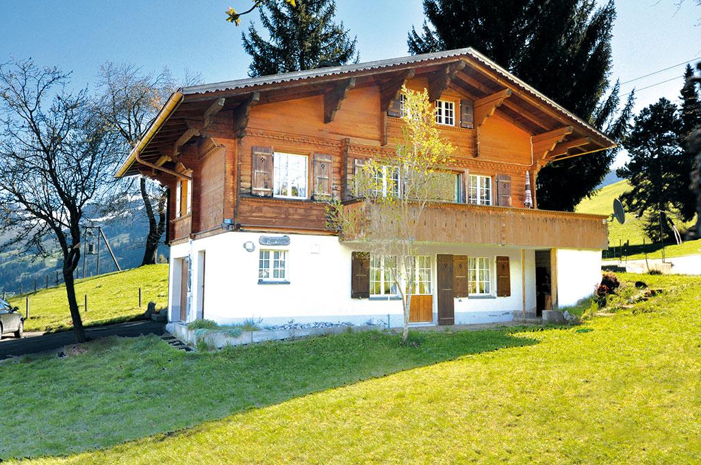 Ferienwohnung Chaletwohnung 3-7 Pers. (332073), Zweisimmen, Simmental, Berner Oberland, Schweiz, Bild 17