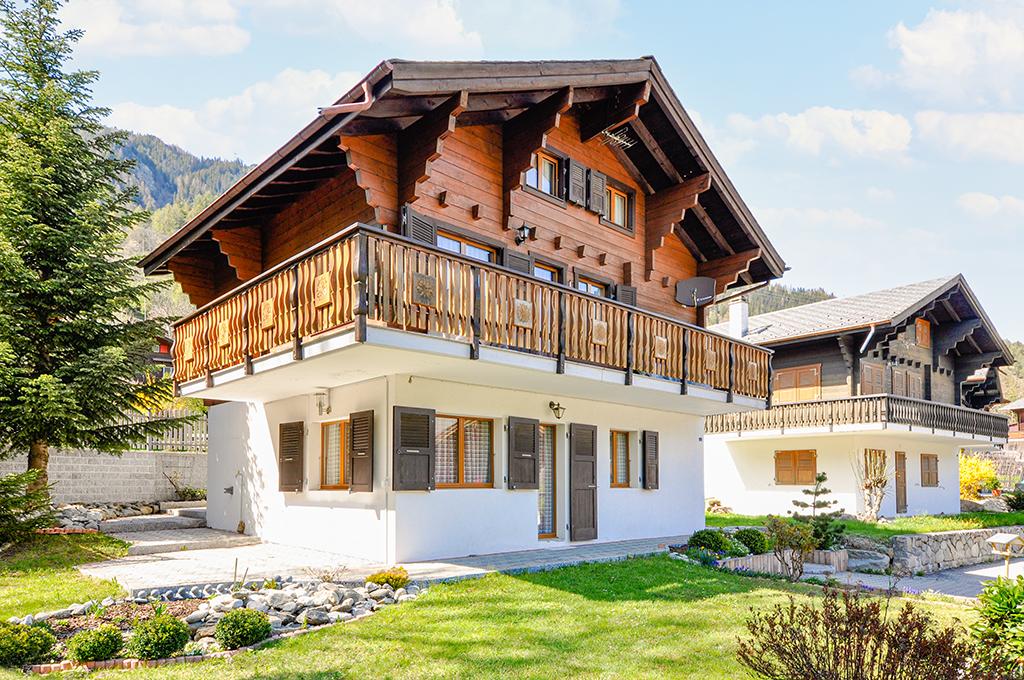 Holiday house Chalet 4-6 Pers. (2627810), Fiesch, Aletsch - Goms, Valais, Switzerland, picture 1