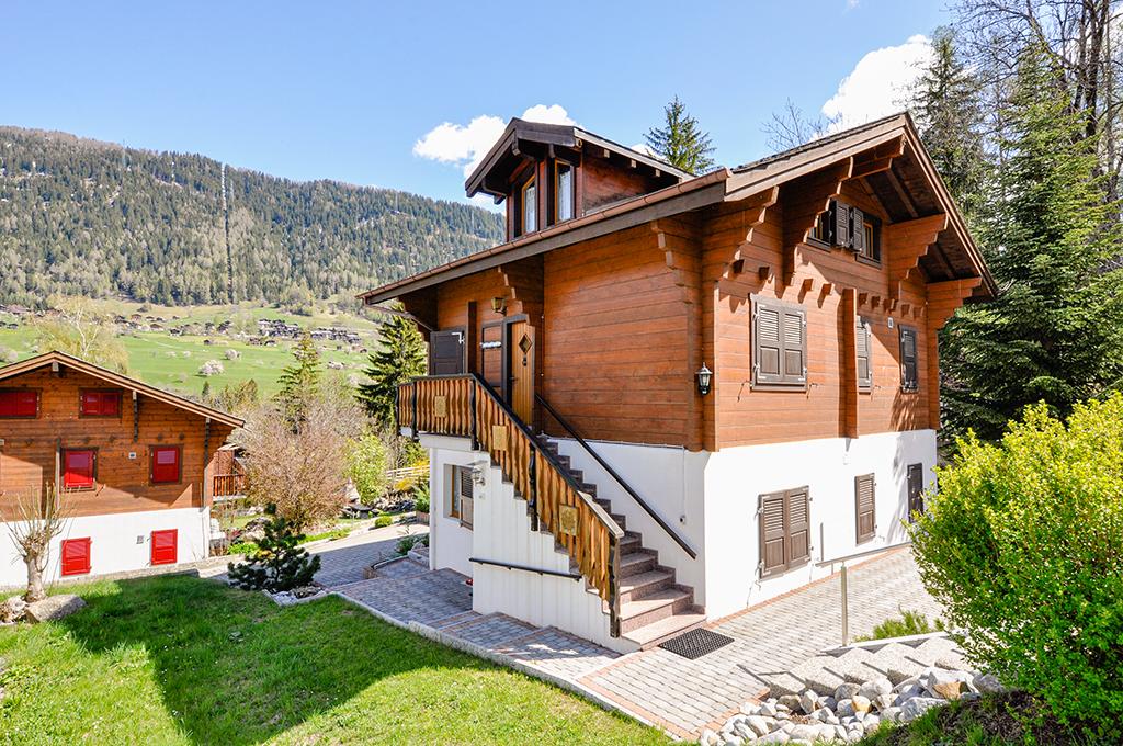 Holiday house Chalet 4-6 Pers. (2627810), Fiesch, Aletsch - Goms, Valais, Switzerland, picture 13