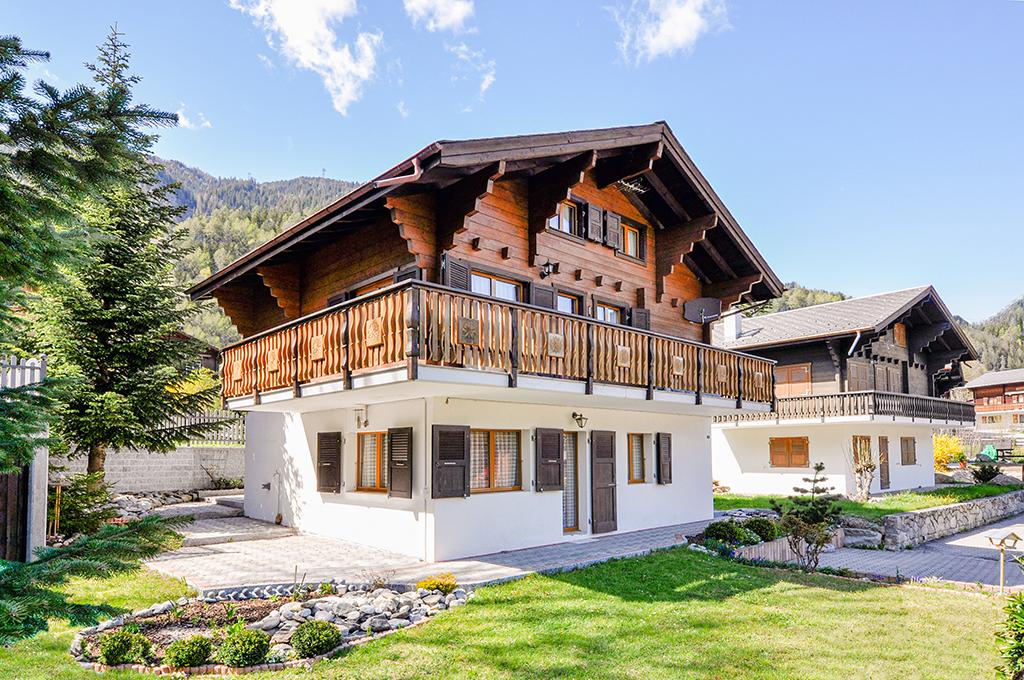 Holiday house Chalet 4-6 Pers. (2627810), Fiesch, Aletsch - Goms, Valais, Switzerland, picture 14