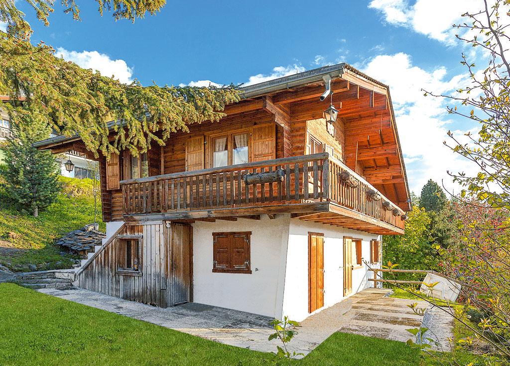 Ferienhaus Chalet 4-12 Pers. (148576), Haute-Nendaz, 4 Vallées, Wallis, Schweiz, Bild 8