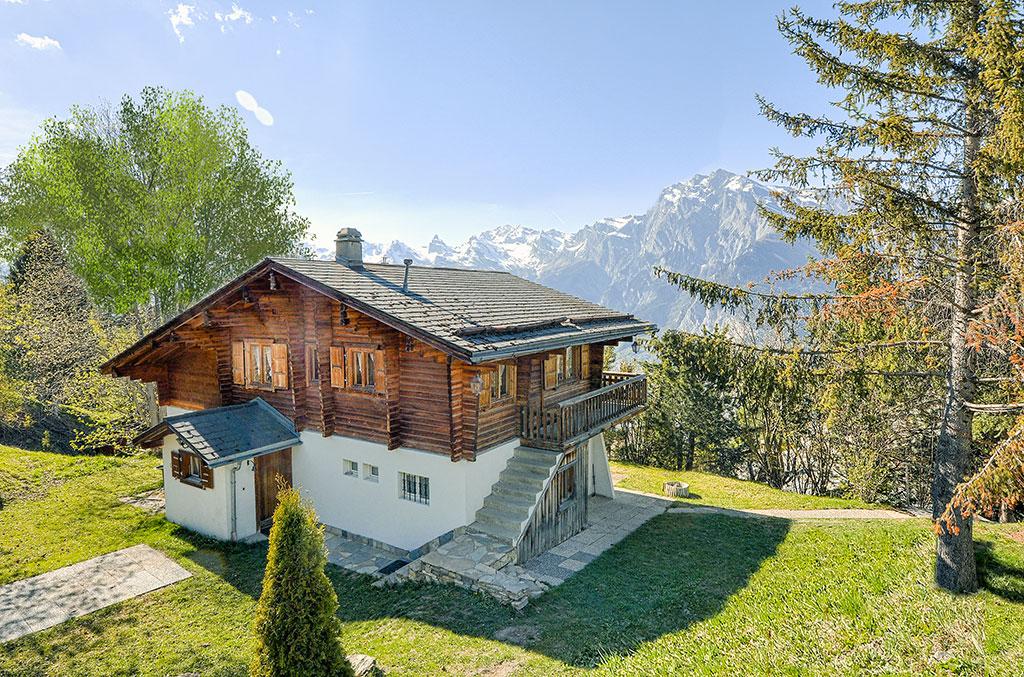 Ferienhaus Chalet 4-12 Pers. (148576), Haute-Nendaz, 4 Vallées, Wallis, Schweiz, Bild 9