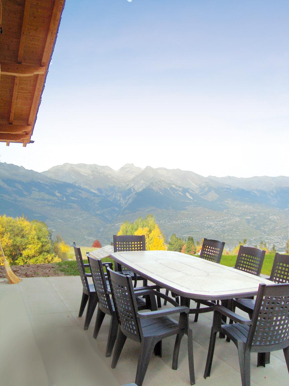 Ferienhaus Chalet 4-10 Pers. (332262), Haute-Nendaz, 4 Vallées, Wallis, Schweiz, Bild 13