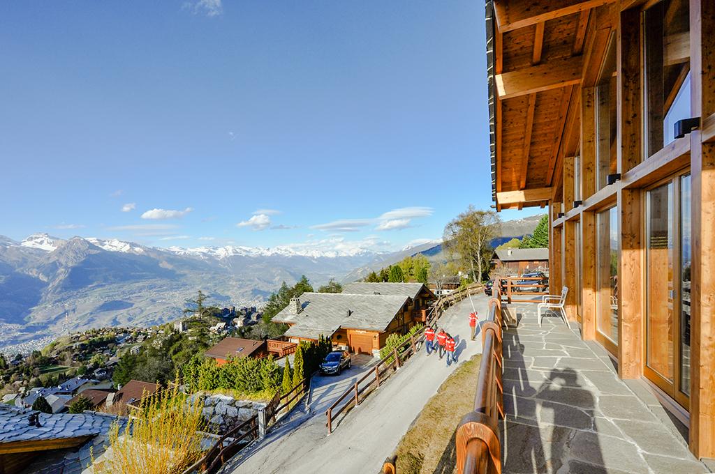 Ferienhaus Chalet 6-10 Pers. (153155), Haute-Nendaz, 4 Vallées, Wallis, Schweiz, Bild 18
