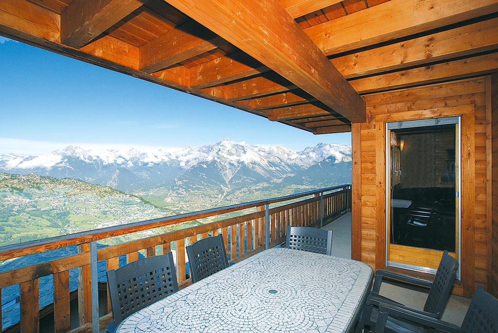 Ferienhaus Chalet 10-12 Pers. (317053), Veysonnaz, 4 Vallées, Wallis, Schweiz, Bild 7