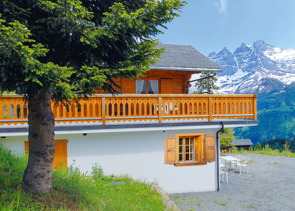 Holiday house Chalet 3-6 Pers. (419081), Les Crosets, Val d'Illiez, Valais, Switzerland, picture 7