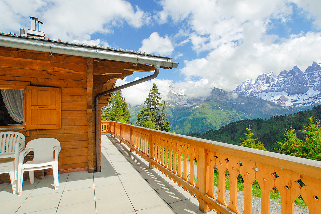 Holiday house Chalet 3-6 Pers. (419081), Les Crosets, Val d'Illiez, Valais, Switzerland, picture 8