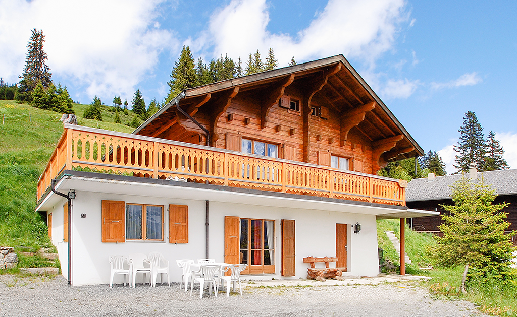 Holiday house Chalet 3-6 Pers. (419081), Les Crosets, Val d'Illiez, Valais, Switzerland, picture 9