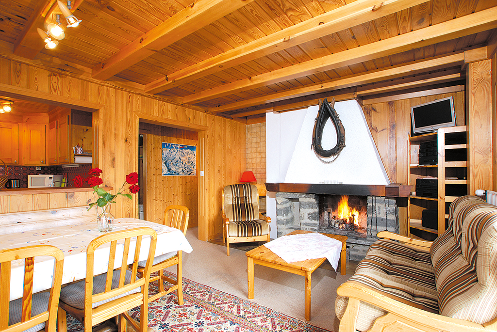 Holiday house Chalet 3-6 Pers. (419081), Les Crosets, Val d'Illiez, Valais, Switzerland, picture 3