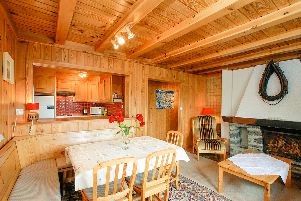 Holiday house Chalet 3-6 Pers. (419081), Les Crosets, Val d'Illiez, Valais, Switzerland, picture 4
