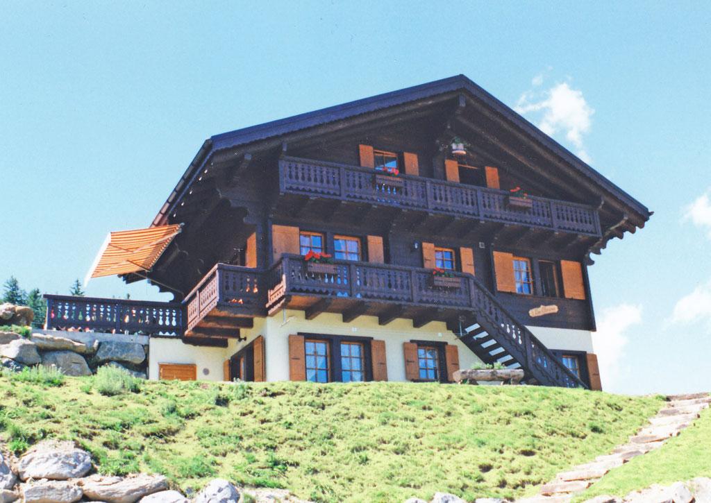 Ferienhaus Chalet 4-8 Pers. (1572366), Champoussin, Val d'Illiez, Wallis, Schweiz, Bild 10