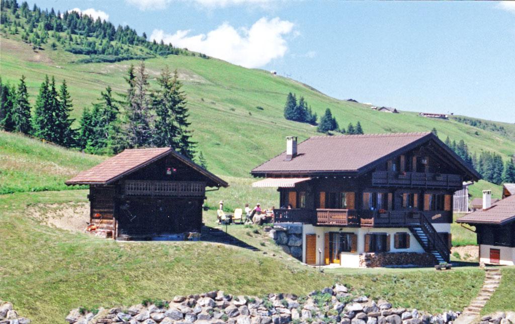 Ferienhaus Chalet 4-8 Pers. (1572366), Champoussin, Val d'Illiez, Wallis, Schweiz, Bild 13