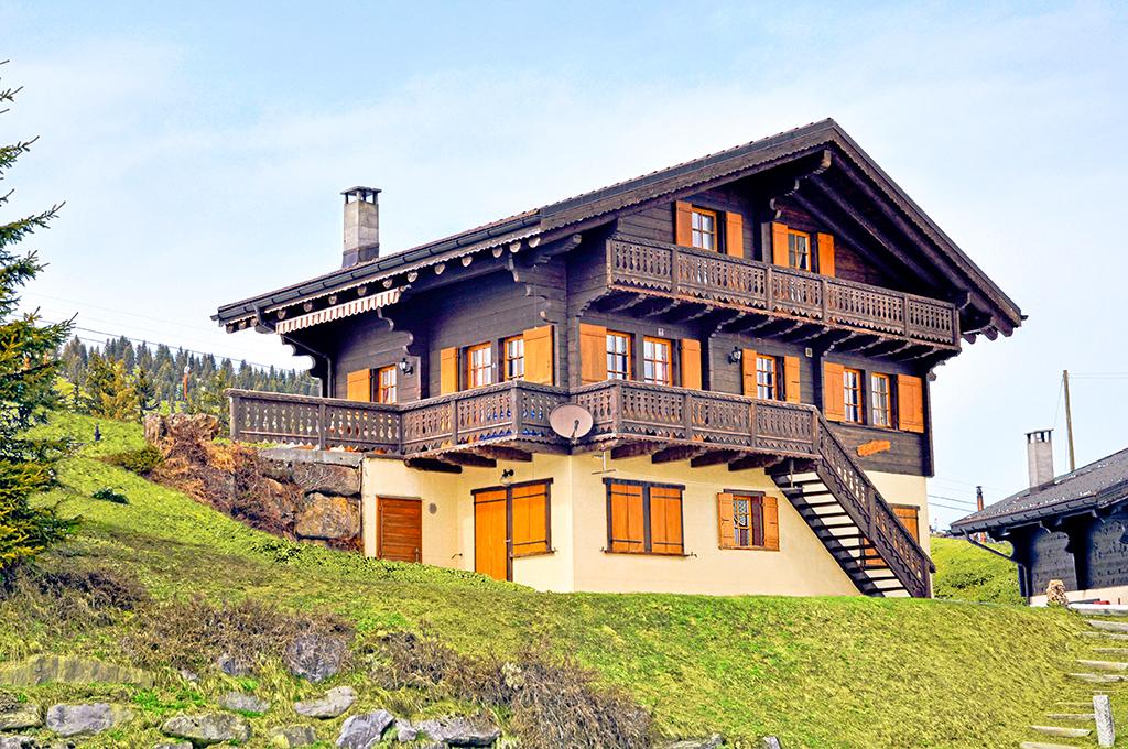 Ferienhaus Chalet 4-8 Pers. (1572366), Champoussin, Val d'Illiez, Wallis, Schweiz, Bild 15