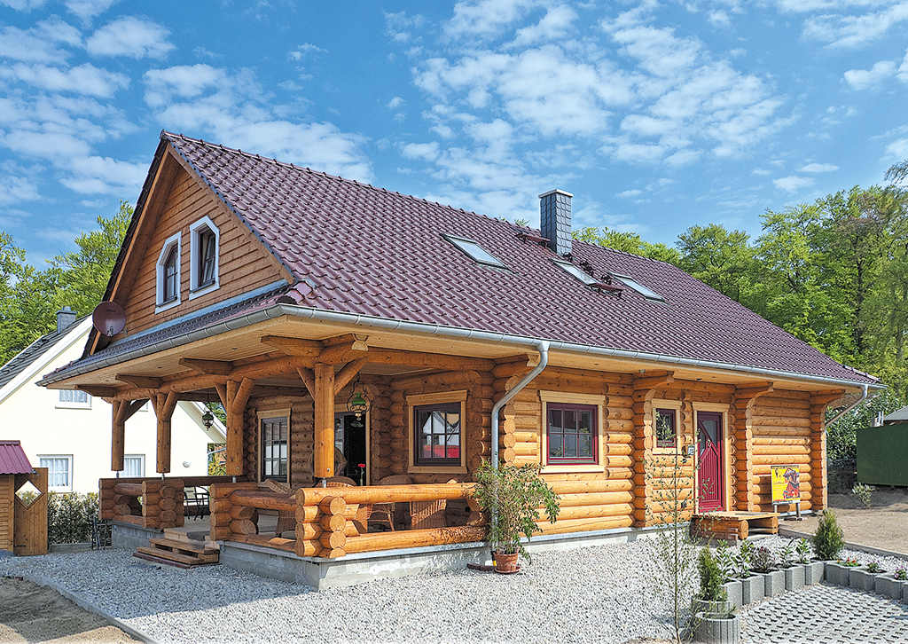 Ferienhaus 4-10 Pers. Ferienhaus auf Usedom