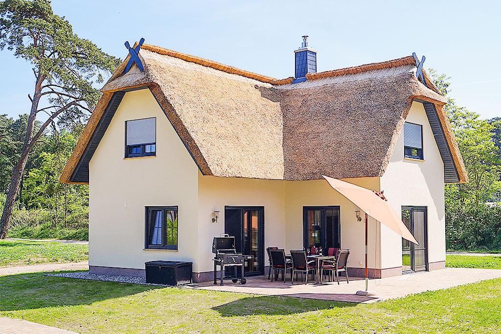 Ferienhaus 2-5 Pers. Ferienhaus auf Usedom