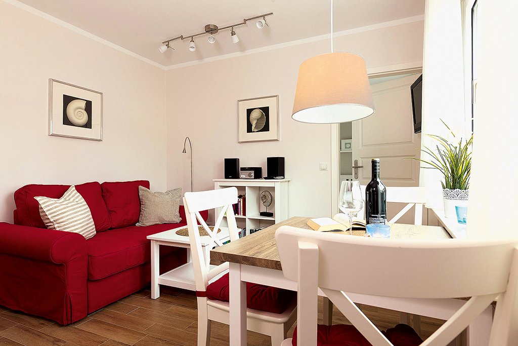 Holiday apartment 2-3 Pers. (1625087), Zingst, Fischland-Darss-Zingst, Mecklenburg-Western Pomerania, Germany, picture 3