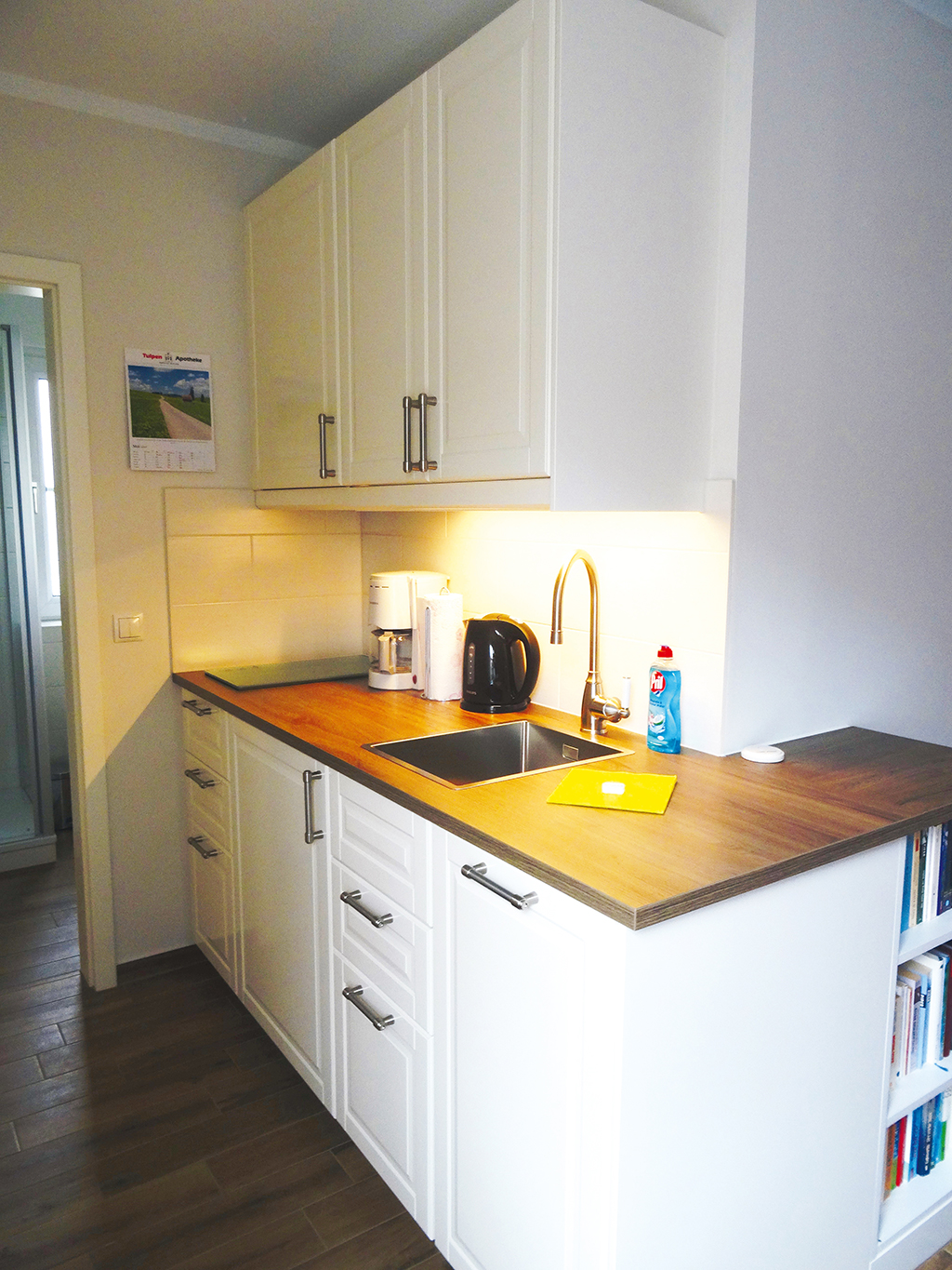Holiday apartment 2-3 Pers. (1625087), Zingst, Fischland-Darss-Zingst, Mecklenburg-Western Pomerania, Germany, picture 4