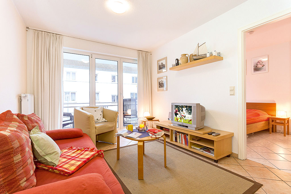 Holiday apartment 2-4 Pers. (146928), Baabe, Rügen, Mecklenburg-Western Pomerania, Germany, picture 2