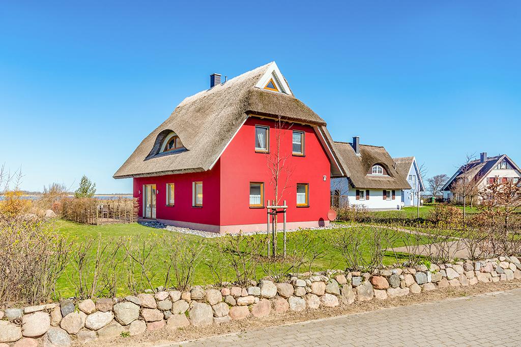 Ferienhaus 2-8 Pers. Ferienhaus auf Rügen
