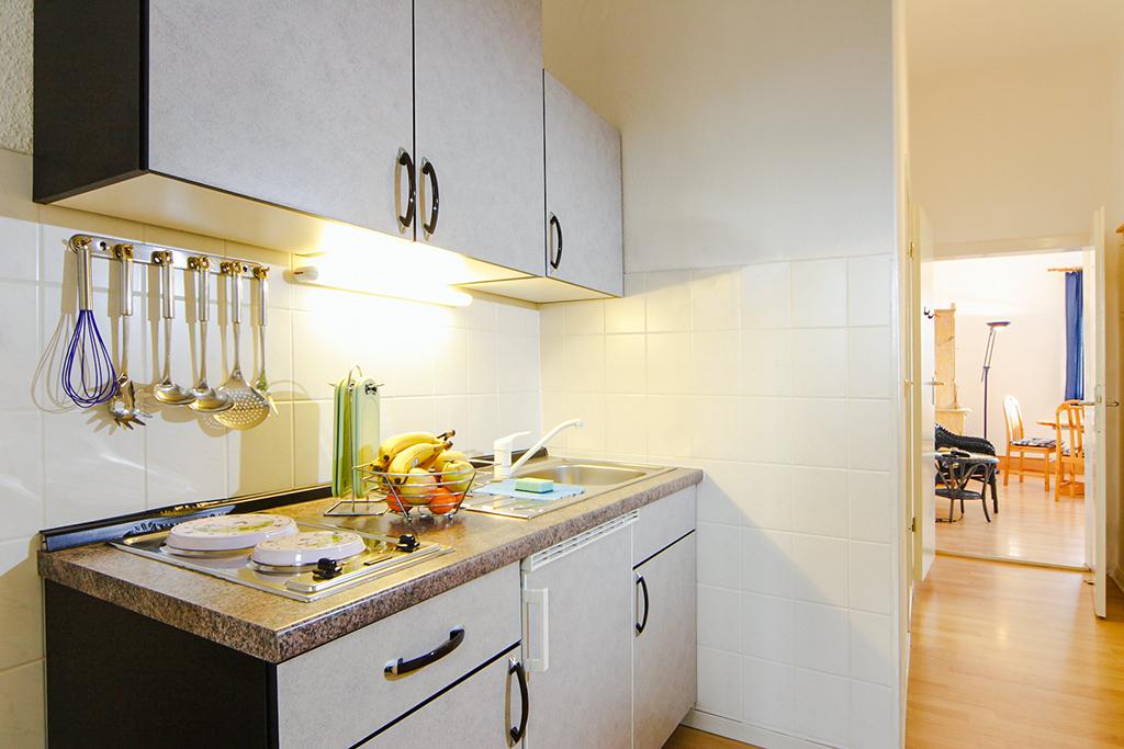 Holiday apartment 2-3 Pers. (214404), Graal-Müritz, Baltic coast Mecklenburg-Western Pomerania, Mecklenburg-Western Pomerania, Germany, picture 4