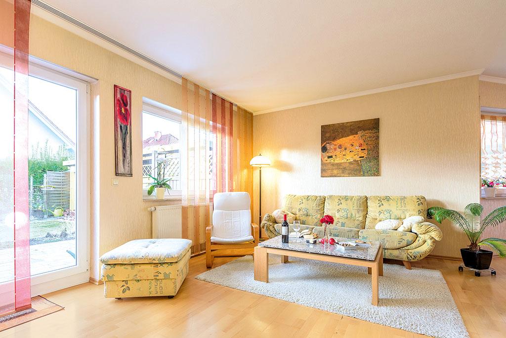 Ferienhaus 2-6 Pers. Ferienhaus  Kühlungsborn