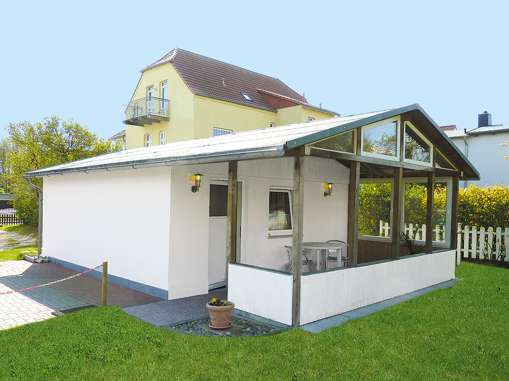 Bungalow 2 Pers. Ferienhaus  Kühlungsborn