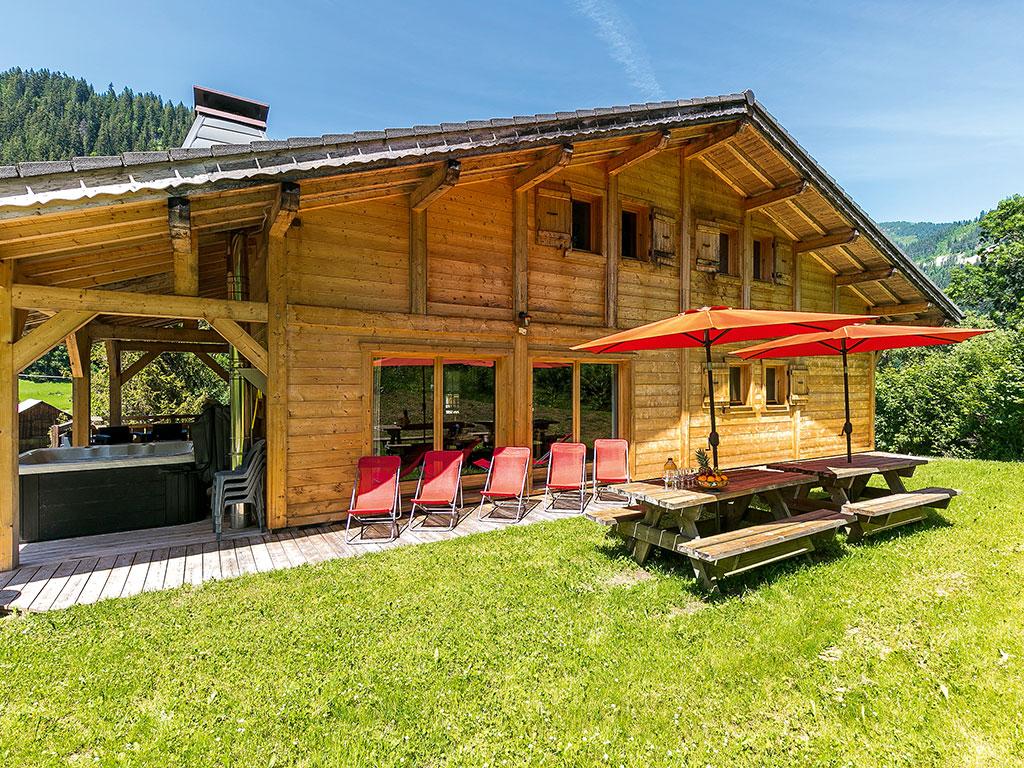 Chalet 6-20 Pers. Ferienhaus in Frankreich
