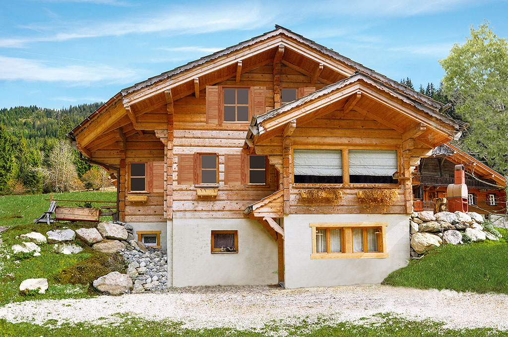 Chalet 4-15 Pers. Ferienhaus in Frankreich