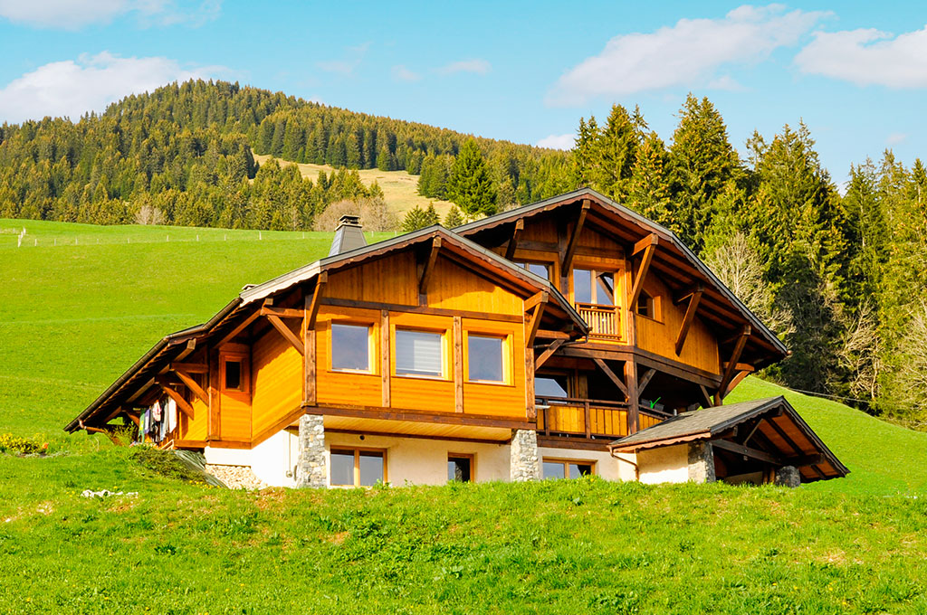 Chalet 6-13 Pers. Ferienhaus in Frankreich