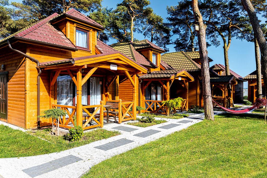 Ferienhaus 2-8 Pers. Ferienhaus in Polen