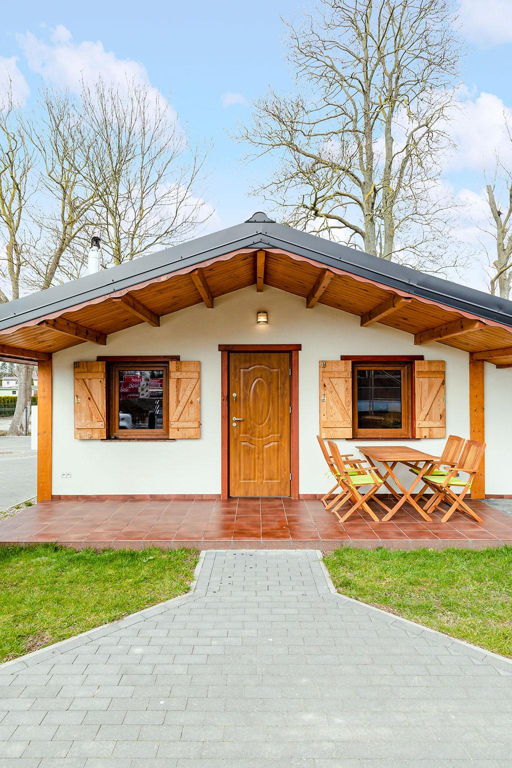 Reihenhaus 2 Pers. Ferienhaus in Polen