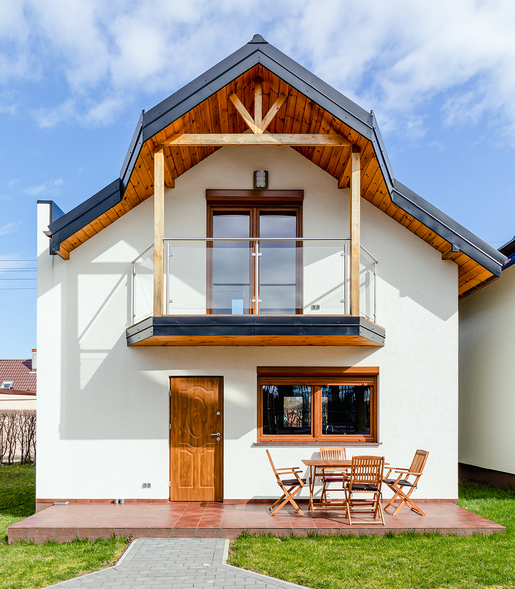 Ferienhaus 2-5 Pers. Ferienhaus in Polen