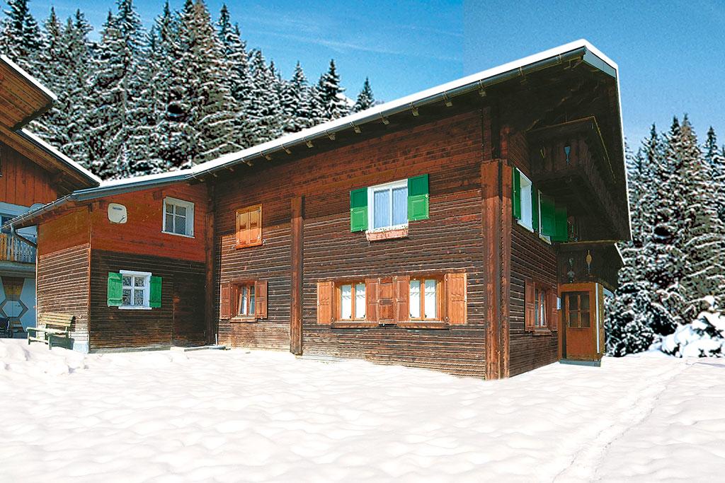 Ferienhaus Bauernhaus 8-12 Pers. (827826), Silbertal, Montafon, Vorarlberg, Österreich, Bild 1