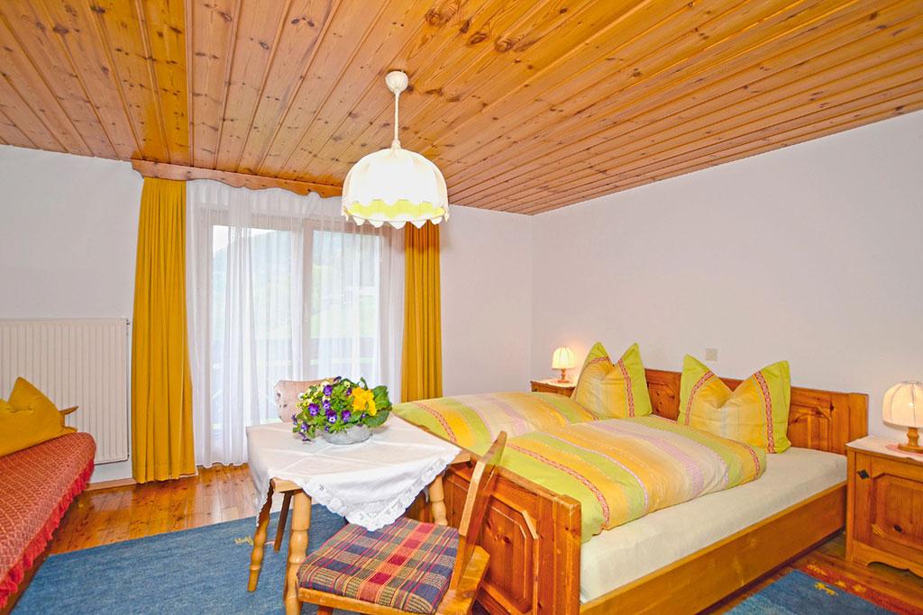 Holiday apartment 4-7 Pers. (2591384), Tschagguns, Montafon, Vorarlberg, Austria, picture 6