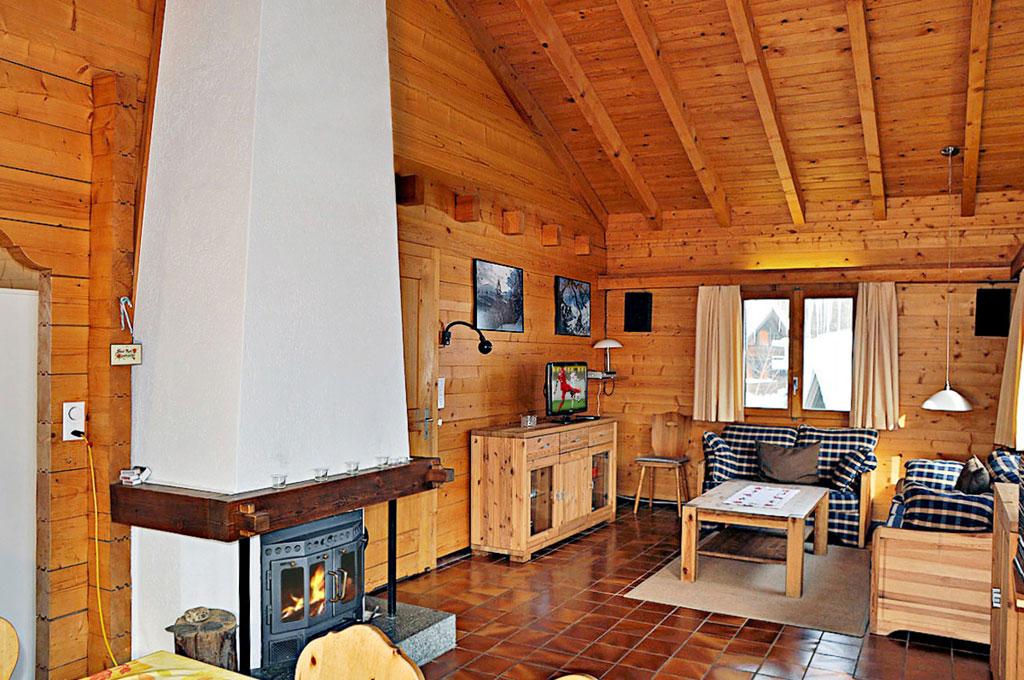 Ferienhaus Chalet 6-8 Pers. (316934), Fiesch, Aletsch - Goms, Wallis, Schweiz, Bild 2