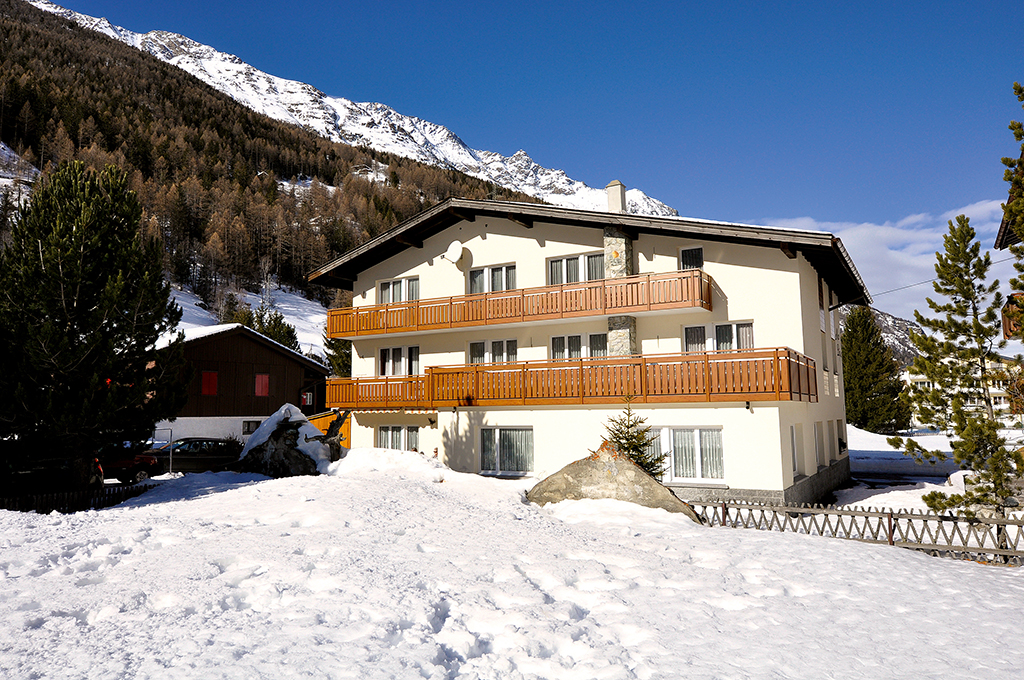 Holiday house 15-29 Pers. (365215), Saas Grund, Saas Valley, Valais, Switzerland, picture 1