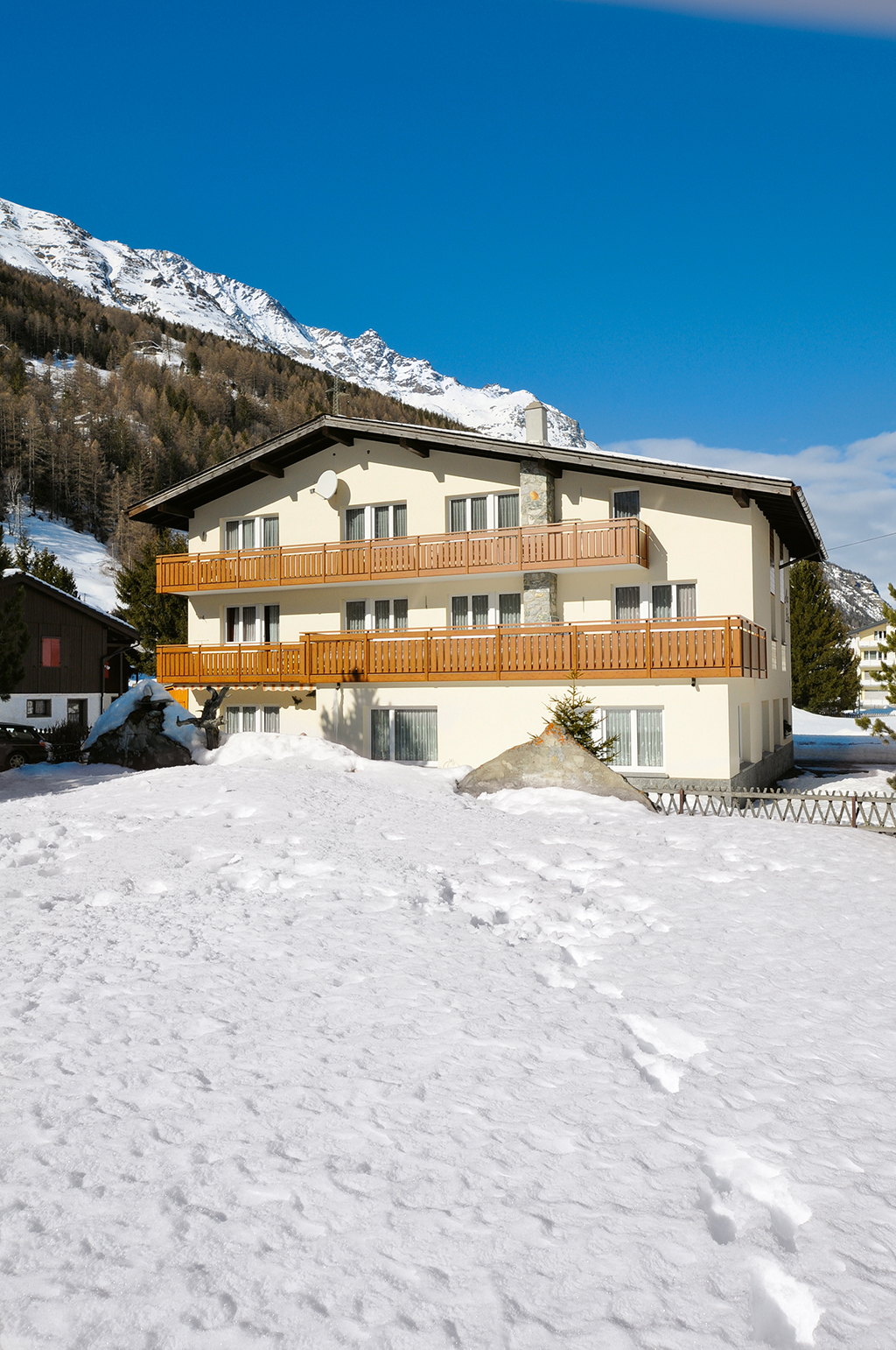 Holiday house 15-29 Pers. (365215), Saas Grund, Saas Valley, Valais, Switzerland, picture 11