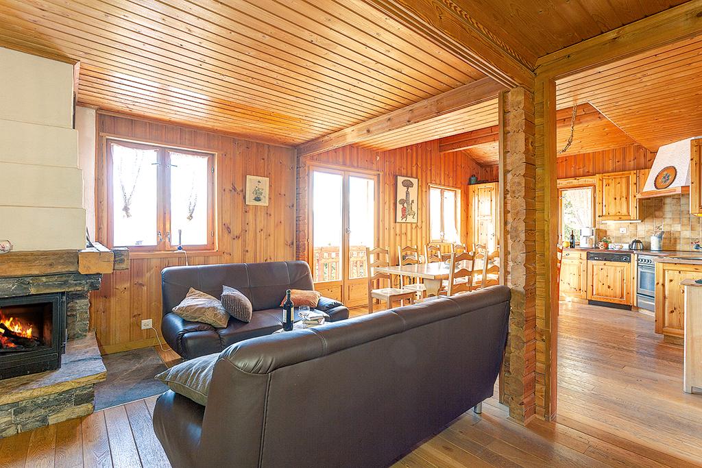 Maison de vacances Chalet 4-12 Pers. (146606), Haute-Nendaz, 4 Vallées, Valais, Suisse, image 4