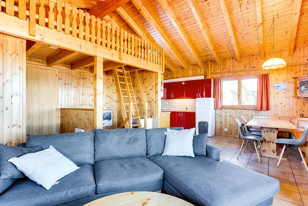 Ferienhaus Chalet 4-8 Pers. (148580), Haute-Nendaz, 4 Vallées, Wallis, Schweiz, Bild 4