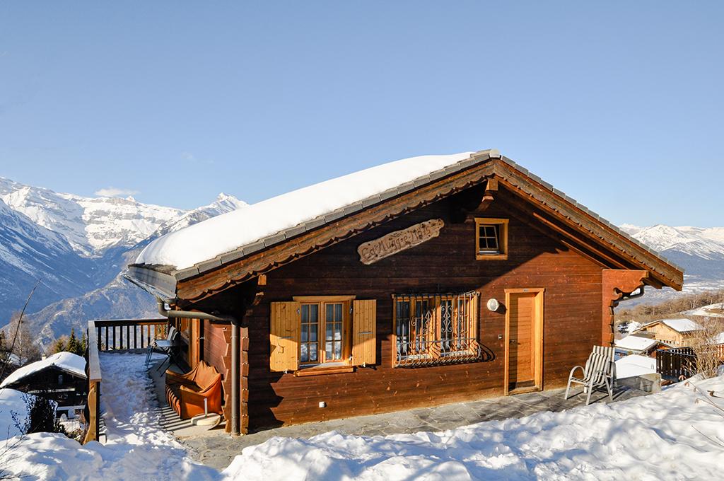 Ferienhaus Chalet 6-8 Pers. (146615), Haute-Nendaz, 4 Vallées, Wallis, Schweiz, Bild 13