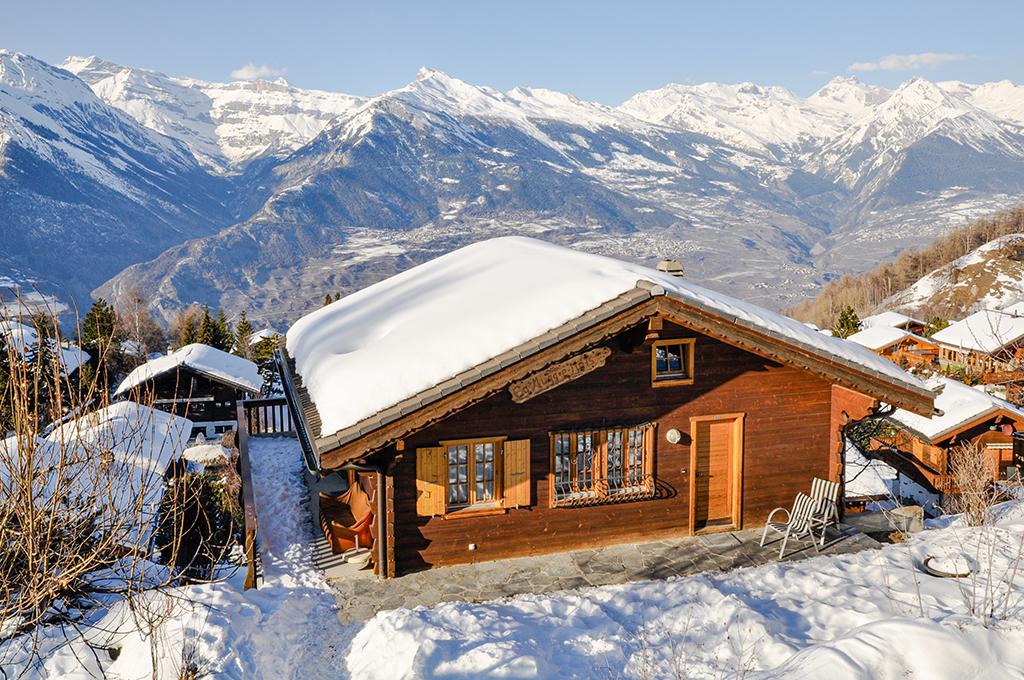 Ferienhaus Chalet 6-8 Pers. (146615), Haute-Nendaz, 4 Vallées, Wallis, Schweiz, Bild 14