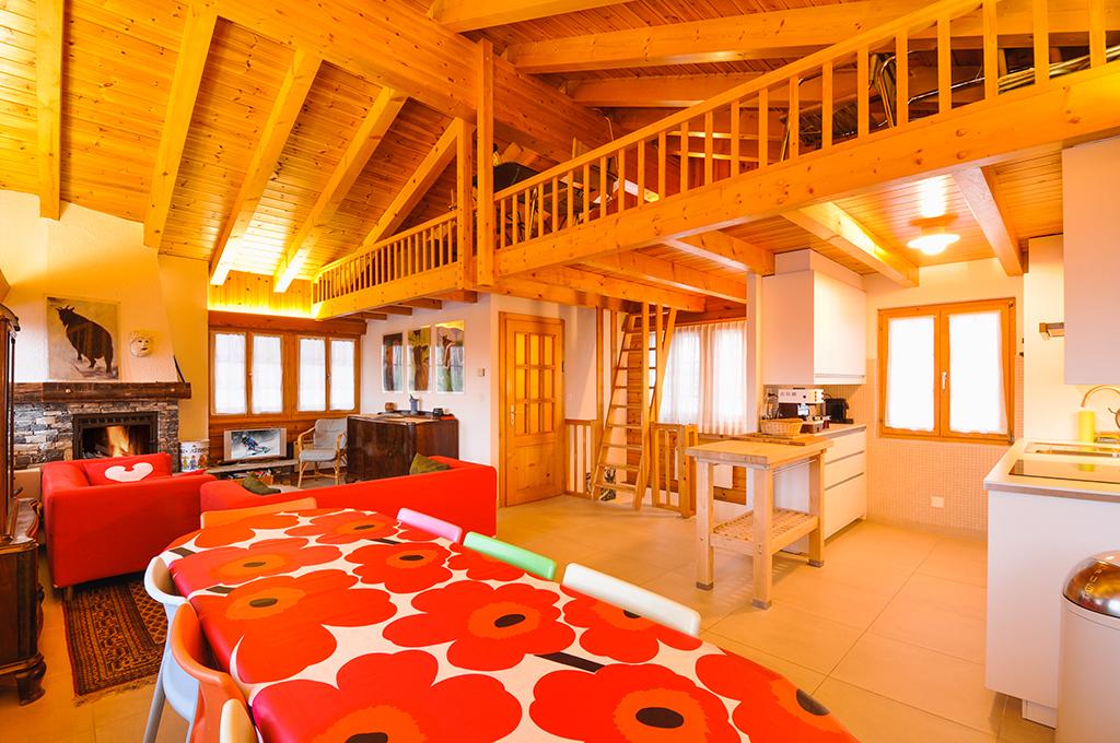 Ferienhaus Chalet 6-8 Pers. (146615), Haute-Nendaz, 4 Vallées, Wallis, Schweiz, Bild 6
