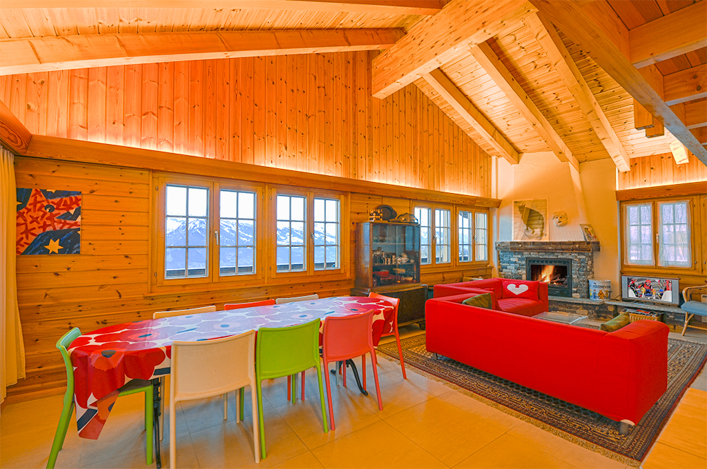 Ferienhaus Chalet 6-8 Pers. (146615), Haute-Nendaz, 4 Vallées, Wallis, Schweiz, Bild 7