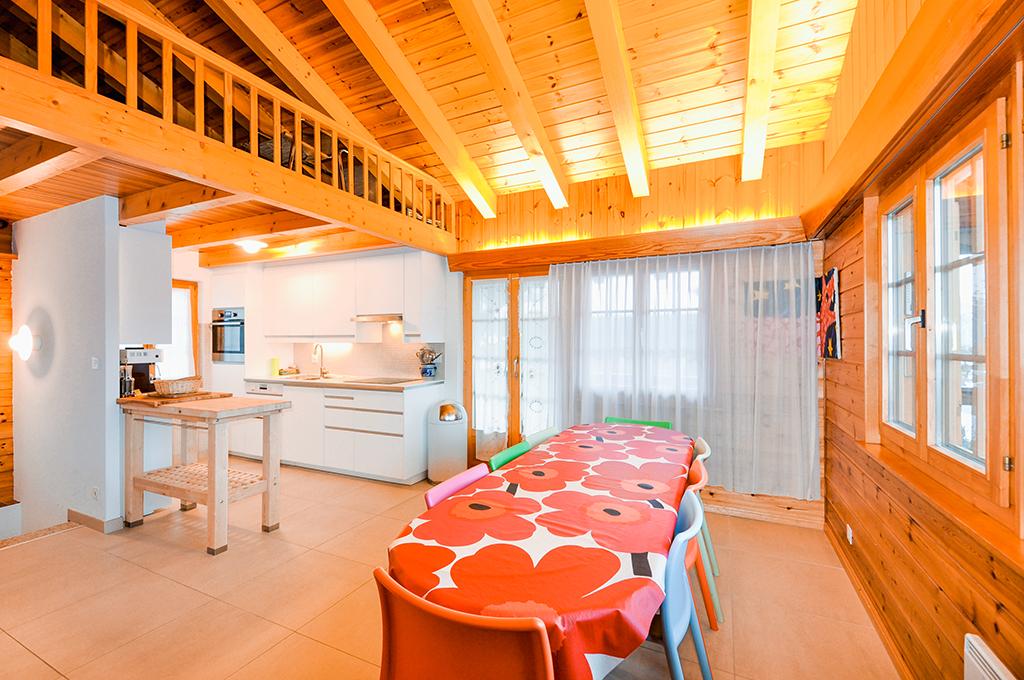 Ferienhaus Chalet 6-8 Pers. (146615), Haute-Nendaz, 4 Vallées, Wallis, Schweiz, Bild 8
